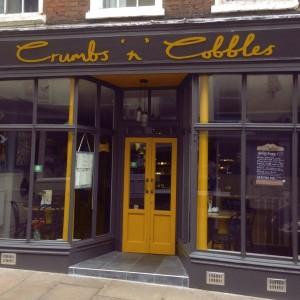Crumbs & Cobbles